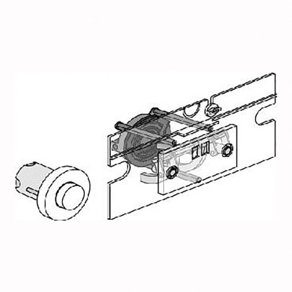 Umbauset Pneumatik zu UP-bis2007-2M FRIATEC