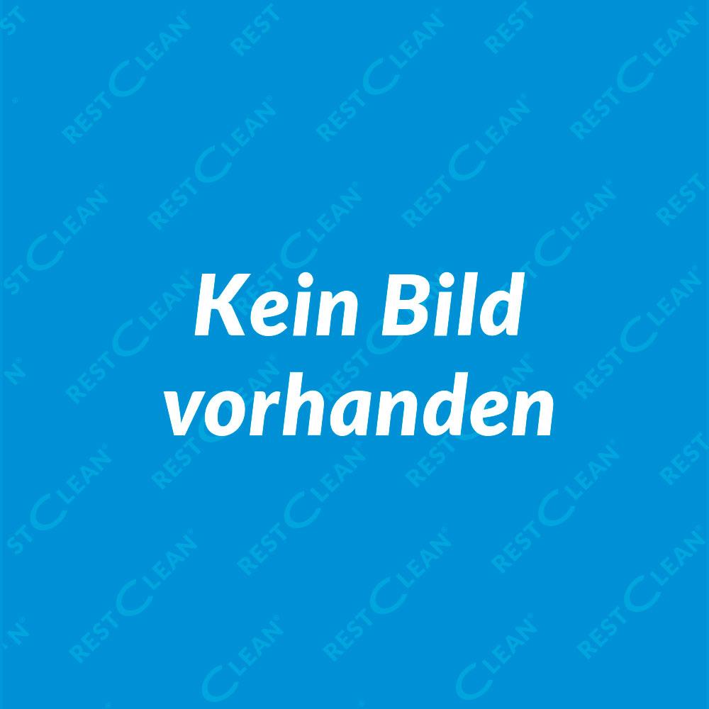 Aufbewahrungsbox transparent ohne Toiletten-Schwamm orange-blau RESTCLEAN